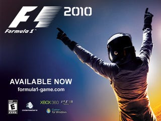 Illustration for article titled F1 2010 Contest Puts You in the Driver's Seat…Literally