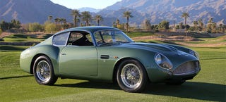 Illustration for article titled Your Ridiculously Awesome Aston Martin DB4 Zagato Wallpaper Is Here