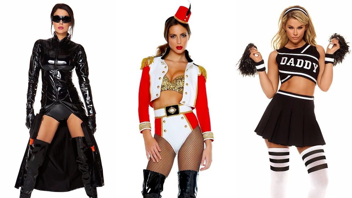 5b8876c5ffb The Weirdest, Most Disturbing 'Sexy' Costumes of 2016