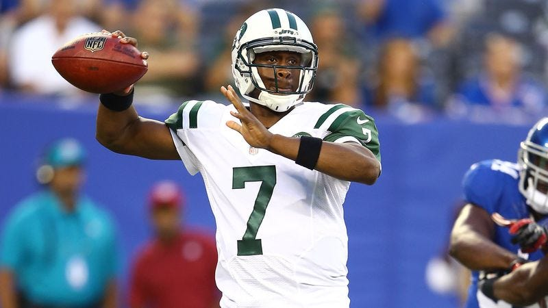 Illustration for article titled Rookie Geno Smith Has Already Mastered Jets Offense