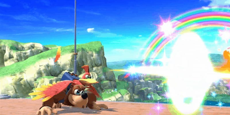 Surprise: Banjo-Kazooie Is Coming To Smash Ultimate