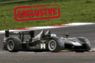 Illustration for article titled Audi R15 TDI Le Mans Racer Revealed Early