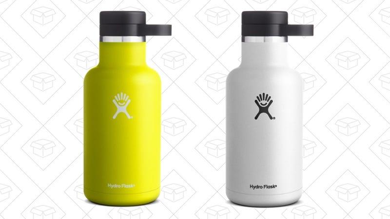 Hydro Flask Growler, $32