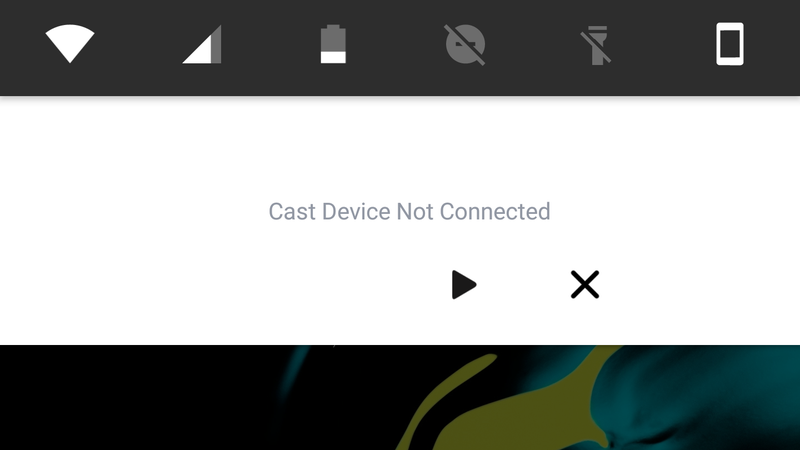 Illustration for article titled How to Fix That Broken Chromecast Notification Facebook Is Putting In Your Shade
