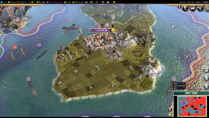 Impossible Civilization V Scenario Ends With An Unexpected Twist