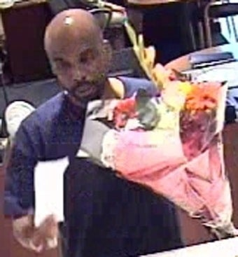 "Illustration for article titled ""Bouquet Bandit"" Robbed Banks With Flowers, No Gun"