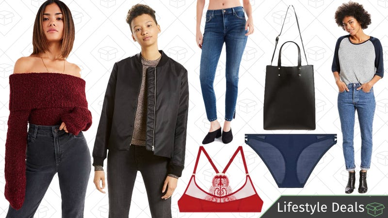 Illustration for article titled Friday's Best Lifestyle Deals: Urban Outfitters, Levi's, Journelle, and More