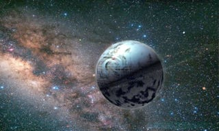 Illustration for article titled A New Type of Dyson Sphere May Be Nearly Impossible to Detect