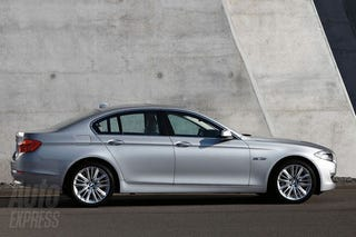 Illustration for article titled 2011 BMW 5-Series Gallery