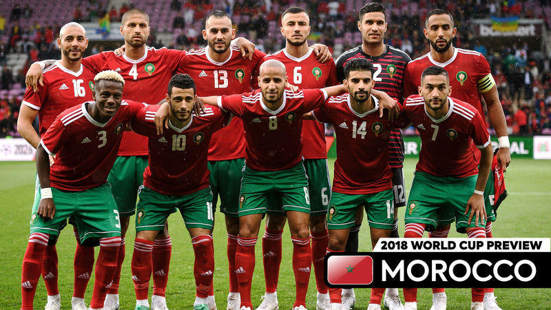 Illustration for article titled Morocco Are Back In The World Cup After 20 Years And They Mean Business