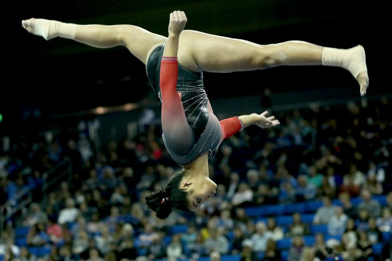 Illustration for article titled Gymnastics Doesn't Need A Safety Valve