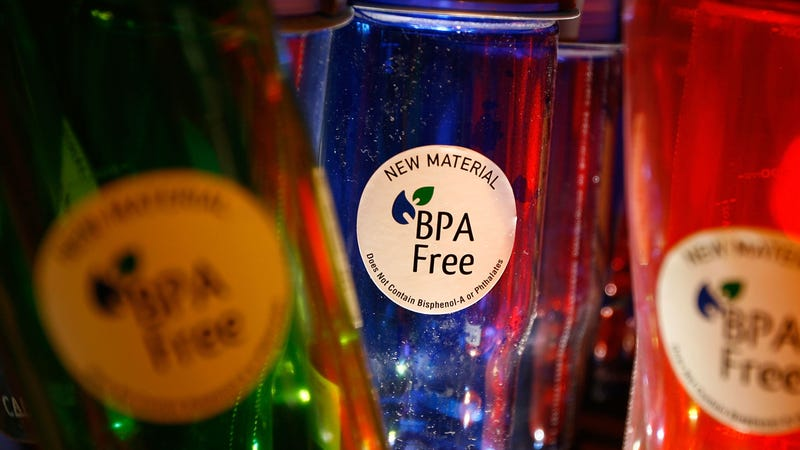 Study Suggests BPA-Free Plastics Are Just as Harmful to Health