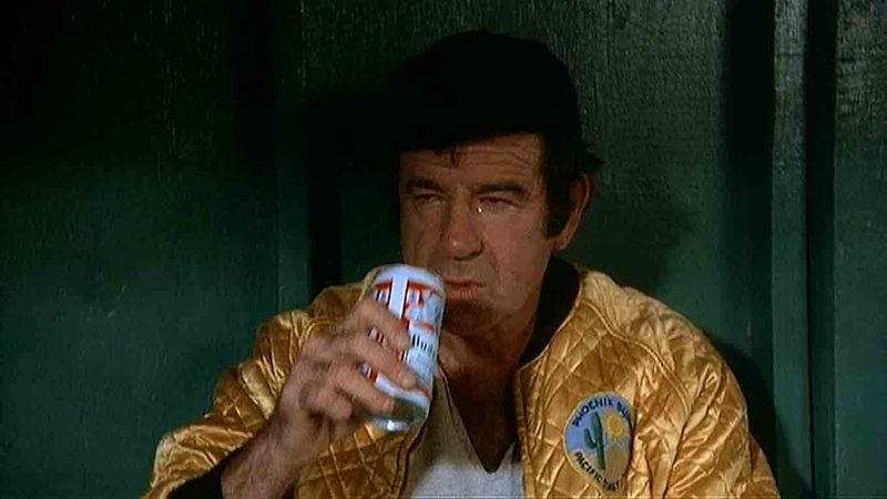 Walter Matthau as Morris Buttermaker in The Bad News Bears