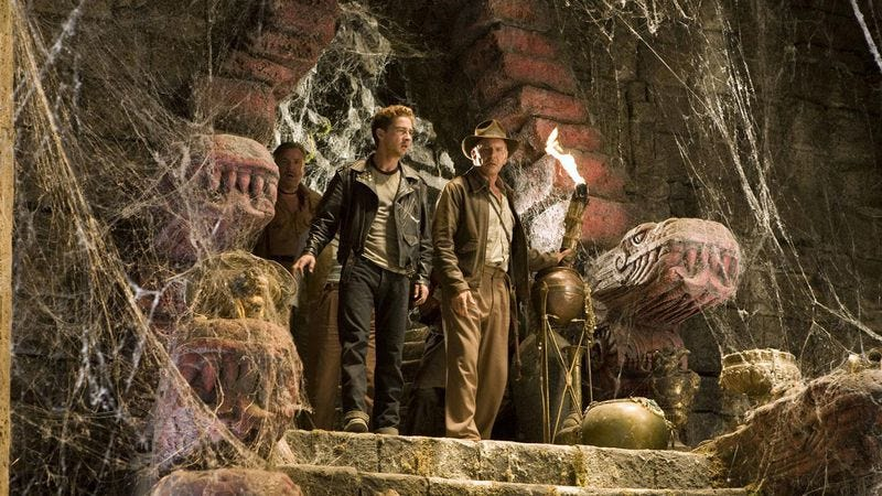 Illustration for article titled Shia LaBeouf thinks there will be another Indiana Jones film soon