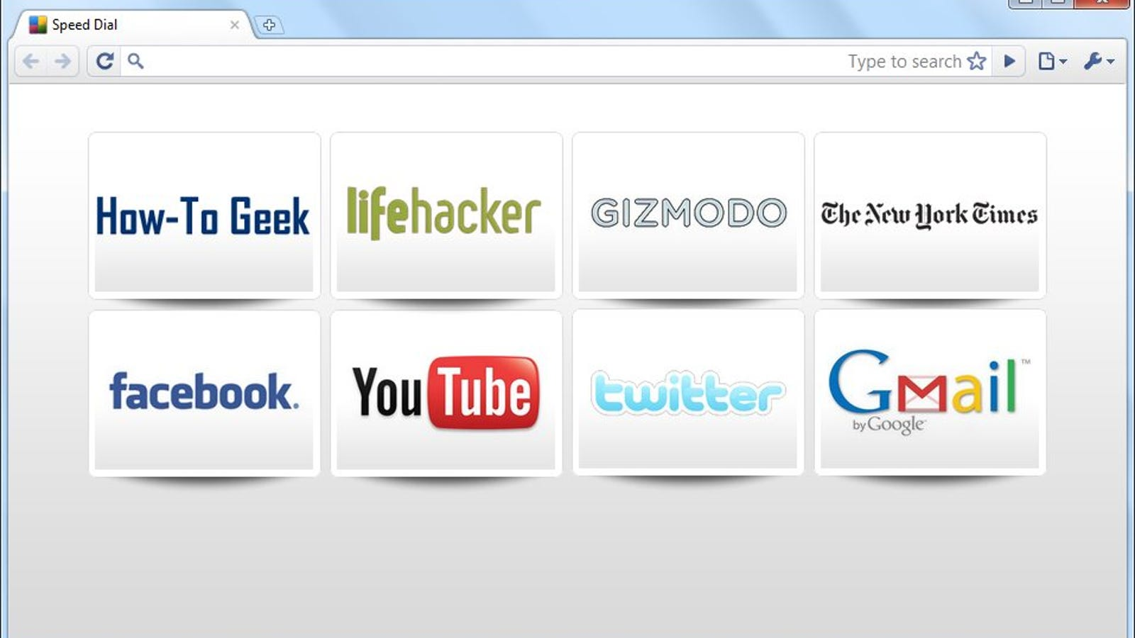 Speed Dial For Chrome Makes Your New Tab Page Look Awesome