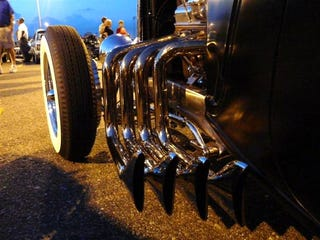 Illustration for article titled Seriously Awesome '34 Ford Hot Rod Hits Woodward