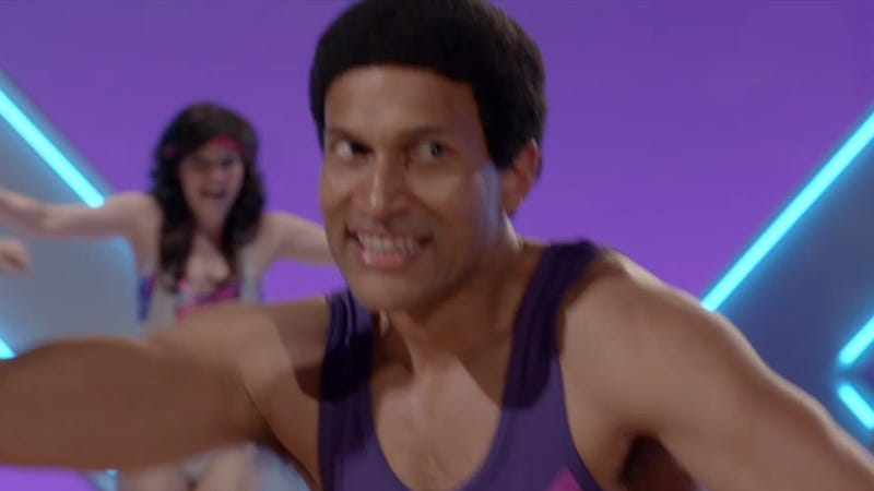 For Their Latest Bit Key And Peele Have Transformed A Little Piece Of Viral Internet Nuttiness The 1988 Crystal Light National Aerobic Championship