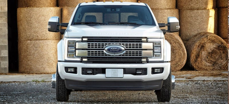 The Last Time A New Ford Super Duty Design Was Released Engineers Were Freaking Out About Losing Their Work To Y2K So Pretty Excited That Trucks