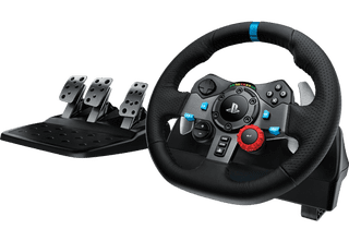 Illustration for article titled Well Since I Haven't Seen Any Posts On It Yet: New Logitech Wheels