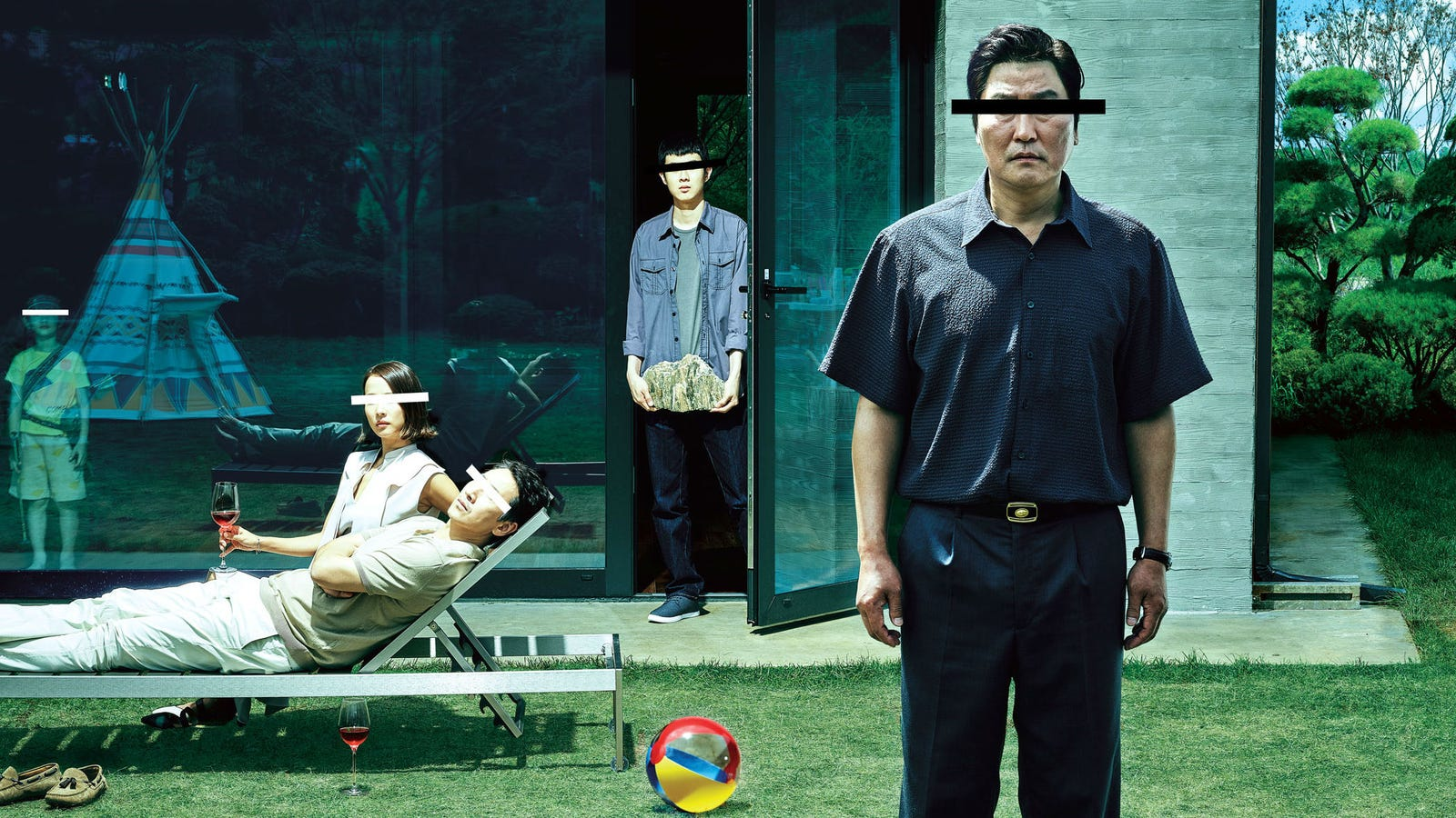 Bong Joon-ho's Parasite Looks Like a Masterpiece of Mindfuckery