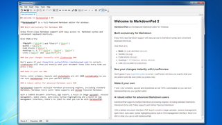 Illustration for article titled MarkdownPad Renders Markdown in Real Time, Exports Clean HTML