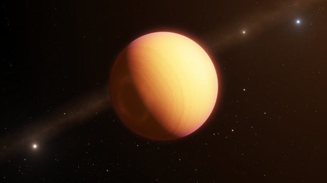 Astronomers Get a Rare Direct Look at an Exoplanet Thanks to New Telescope Technique