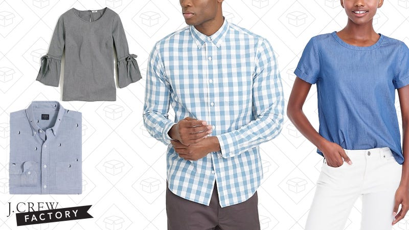 44f91922 Buy one, get one free women's shirts, men's button-downs | J.