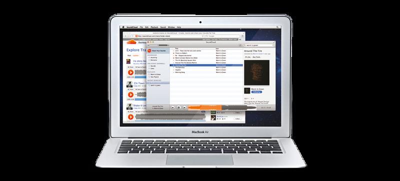 Illustration for article titled Bring Back SoundCloud's Fantastic Desktop App