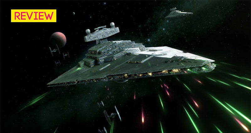 Illustration for article titled Star Wars Armada: The Corellian Conflict: The Kotaku Review