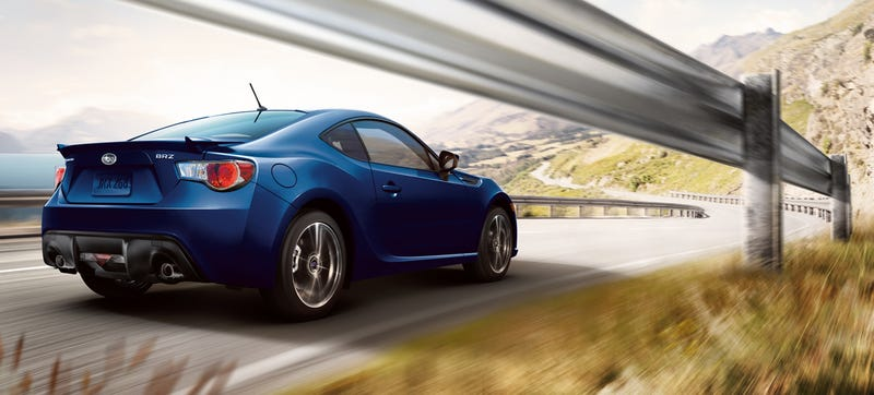 Illustration for article titled Subaru Boss Confirms Next-Generation BRZ And FR-S With Toyota's Help