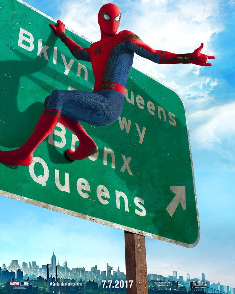 Spiderman Homecoming Post 04