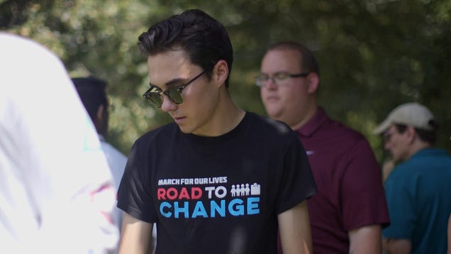 Anger becomes action in the moving After Parkland