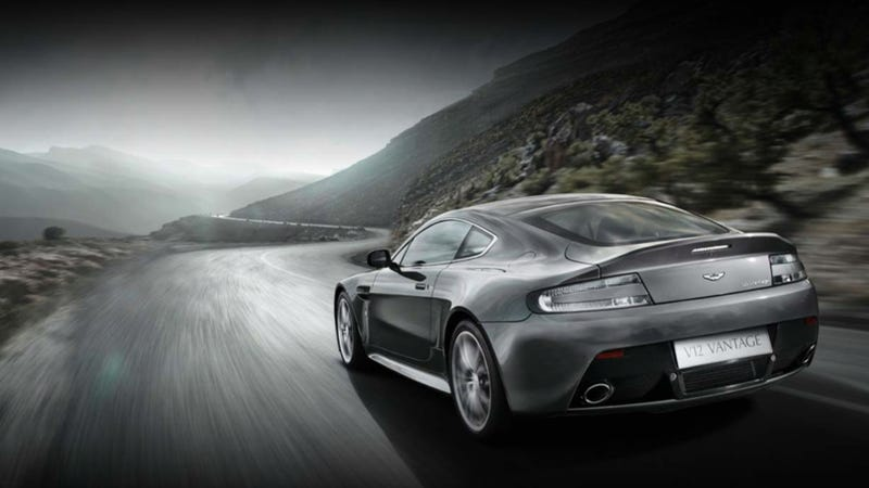 Illustration for article titled The Aston Martin V12 Vantage Is Reportedly No More