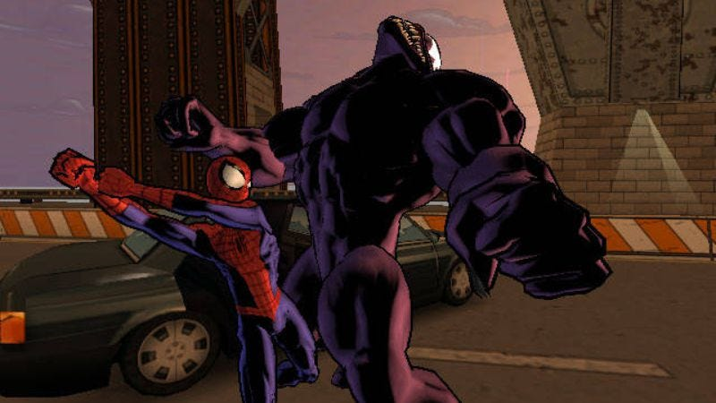 """Illustration for article titled Ultimate Spider-Man: """"For Your Eye Only"""""""