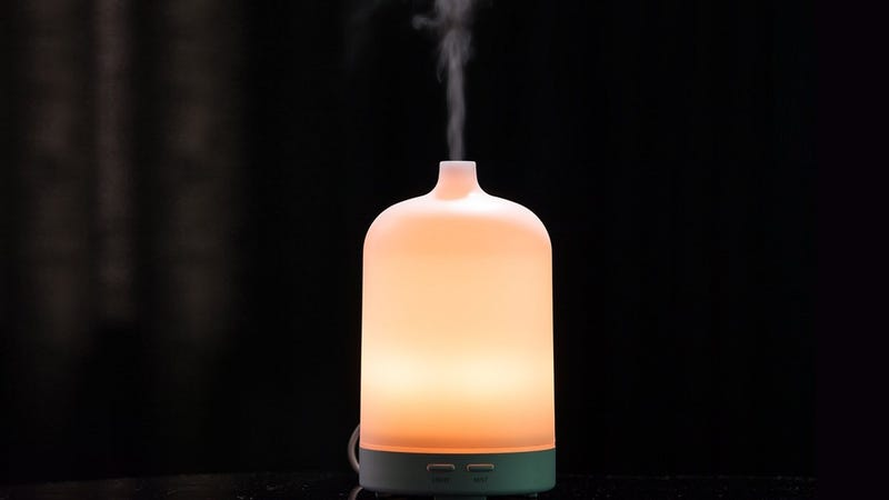 Anker 100ml Oil Diffuser, $20 with code ANKER015