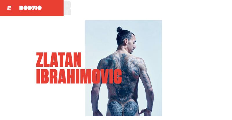 Nagyon nevetni fogsz, ha rájössz, hogy Ibrahimovic melyik testrésze van így kivarrva 1