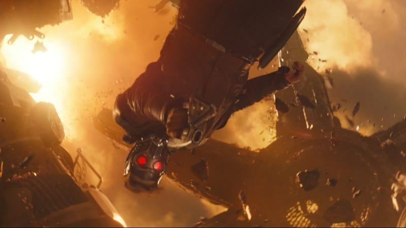 Avengers: Infinity War really did turn Marvel upside down.