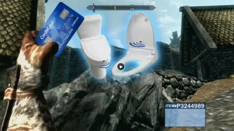 Illustration for article titled From Skyrim to Mario, No Video Game is Safe From Conan O'Brien