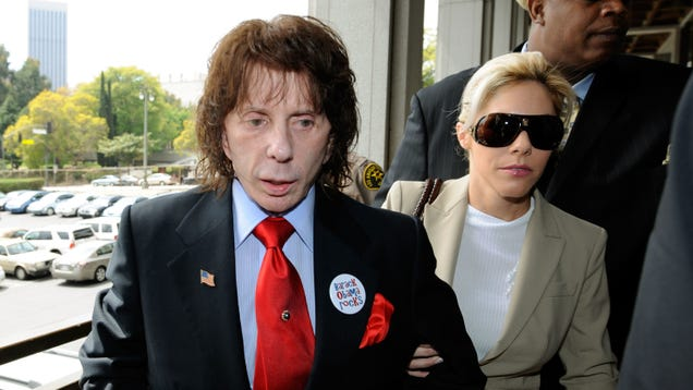 Music producer and convicted murderer Phil Spector has died