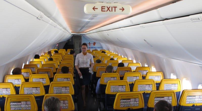 Ryanair. AP