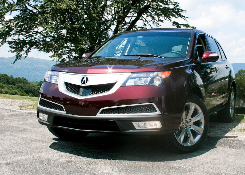 Illustration for article titled 2010 Acura MDX: First Drive
