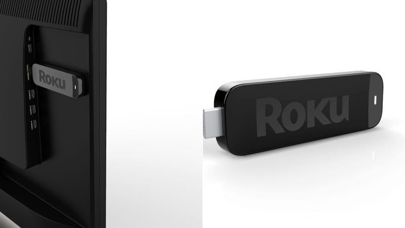 Roku Is Now A Stick
