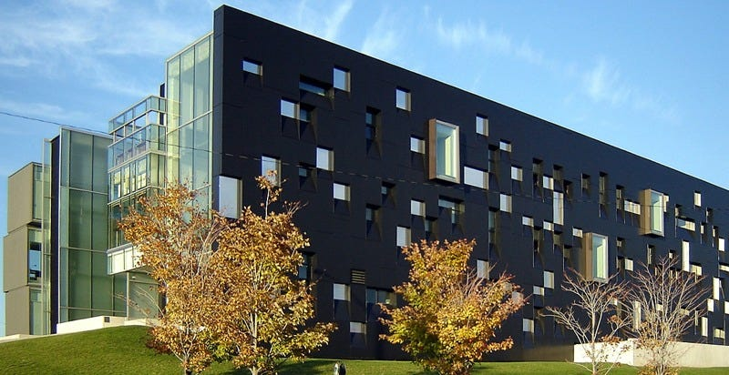 Perimeter Institute for Theoretical Physics in Waterloo, Ontario, Canada. Credit: Wikimedia/Public domain.
