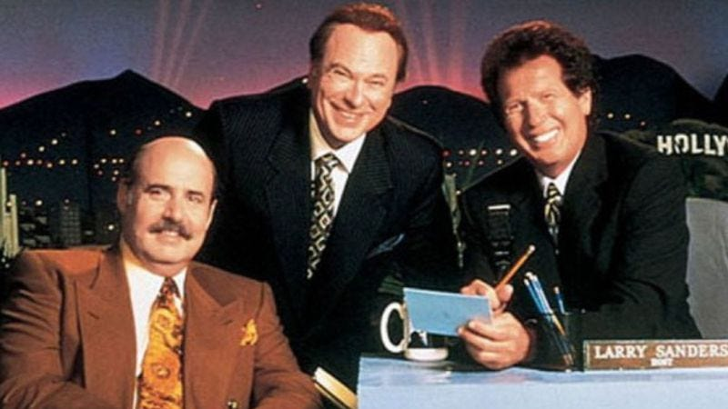 Illustration for article titled The Larry Sanders Show is returning to HBO