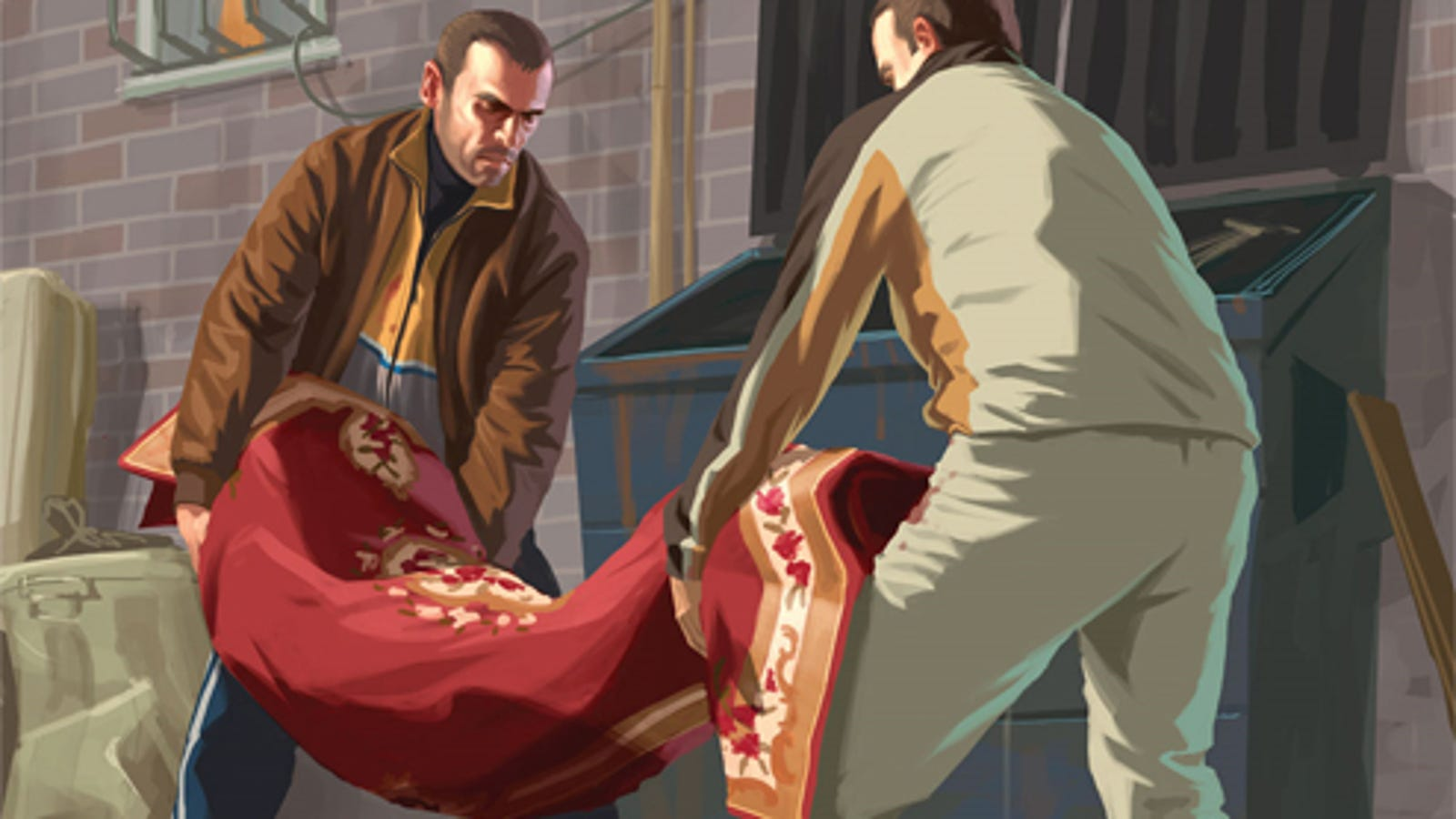 GTA IV's PS3 Problems To Be Fixed Via Firmware Update?