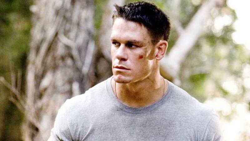 John Cena in The Marine