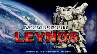 "Illustration for article titled ""Assault Suit Leynos"" Returns! Target: PS4"