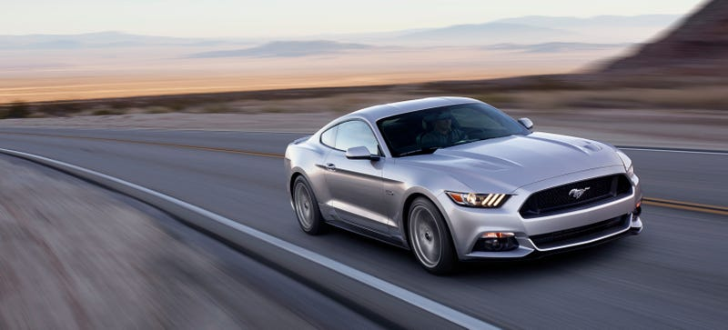 Illustration for article titled What We Know About The 2015 Ford Mustang For Europe