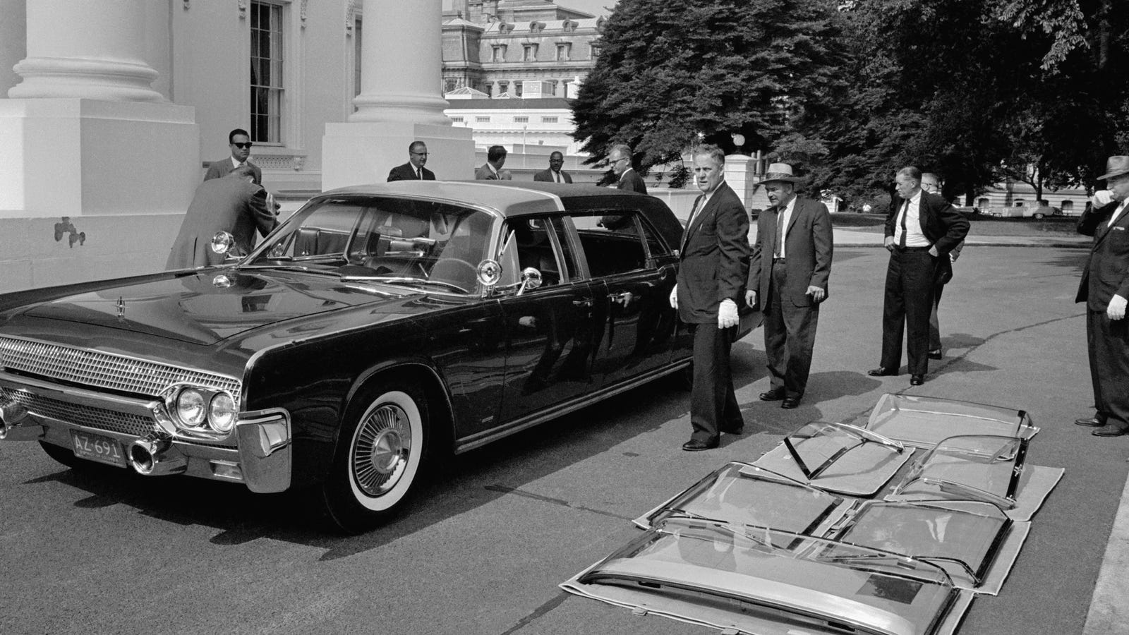 Why Jfk S Limousine Stayed In Service For 13 Years After