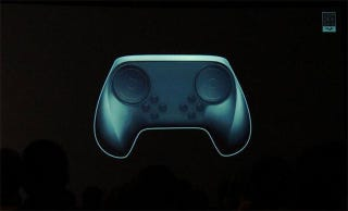 Illustration for article titled Steam Controller Ditches Touchscreen For Real Buttons